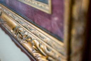 art painting frame